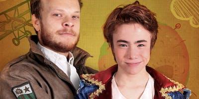 DESCONTO! Espetáculo Pequeno Príncipe, com Mateus Ueta, no Teatro Raposo