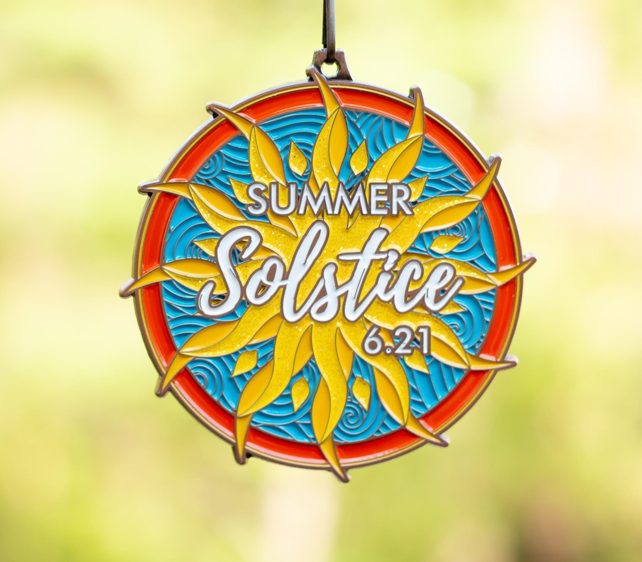 Now Only $10! - Summer Solstice 6.21 Mile -Winston-Salem