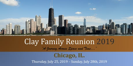 Henry and Claudie Clay Family Reunion 2019 tickets