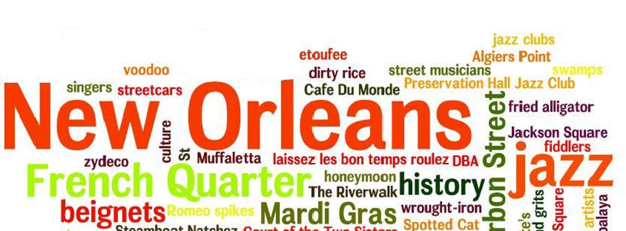 New Orleans L.A. Bus Tour