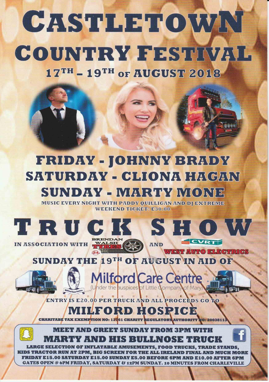 Castletown Country Festival 2018