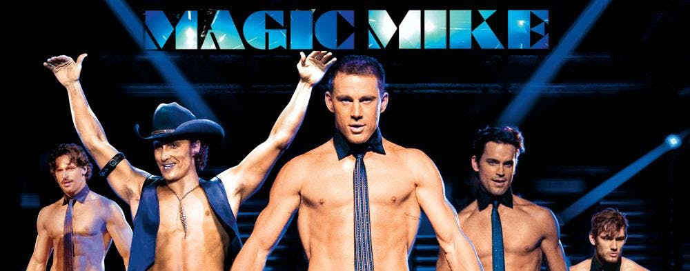 Cinema Club - Magic Mike