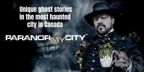 Haunted City - Paranormycity tickets