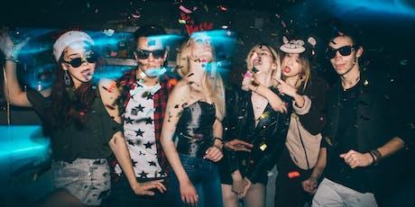 Party Bus Nightclub Crawl tickets