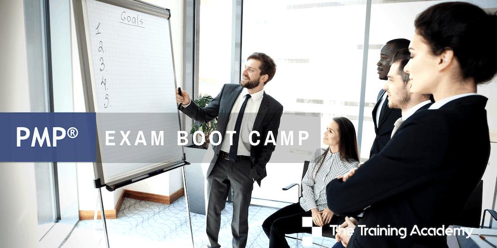 Pmp Exam Bootcamp Calgary Tickets Mon 12 Nov 2018 At 830 Am