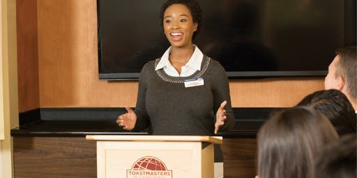 Gain self-confidence through speaking at Ashfield Toastmasters
