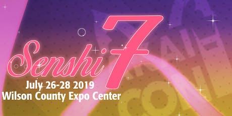 AkaiCon - Senshi 7 tickets
