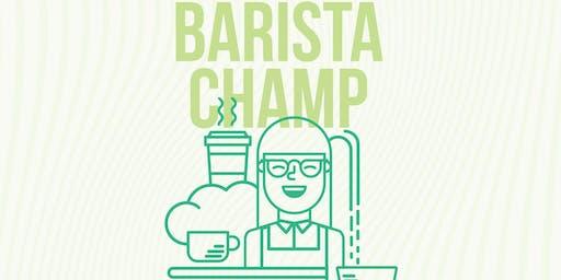 Fundamentals of A Barista