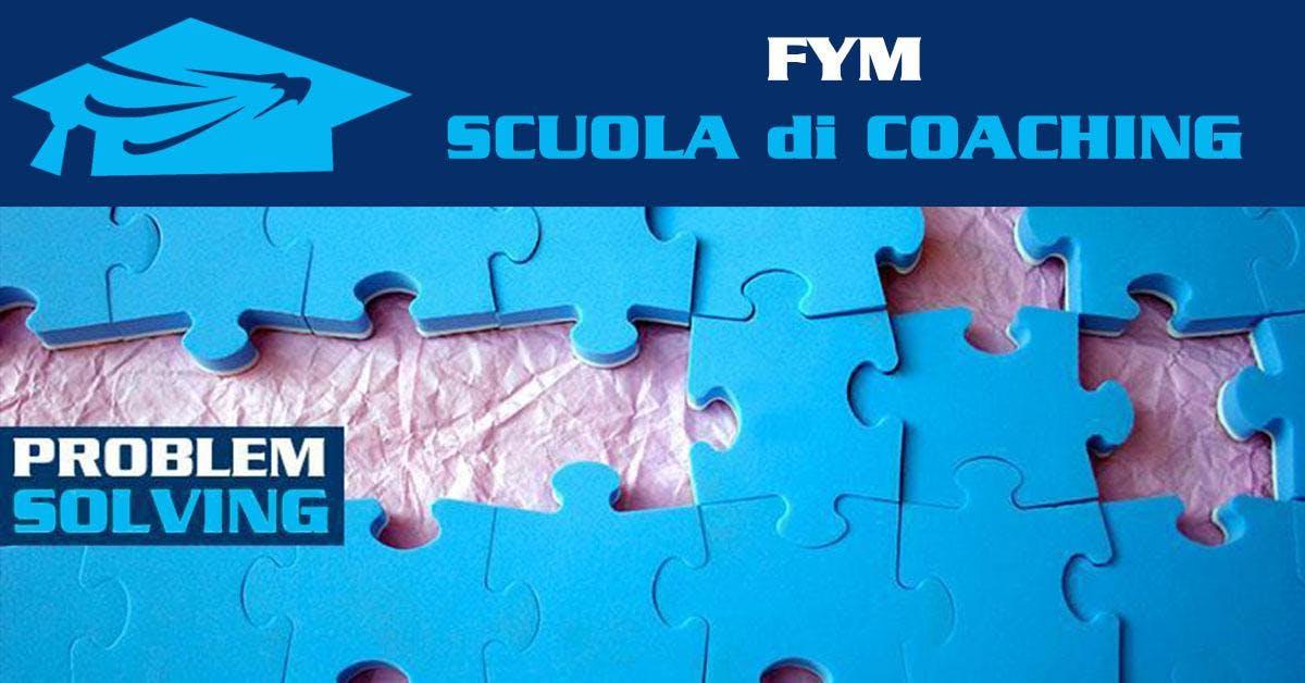 L'arte del PROBLEM SOLVING - Bologna