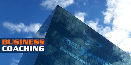 Corso BUSINESS COACHING - Tecniche biglietti