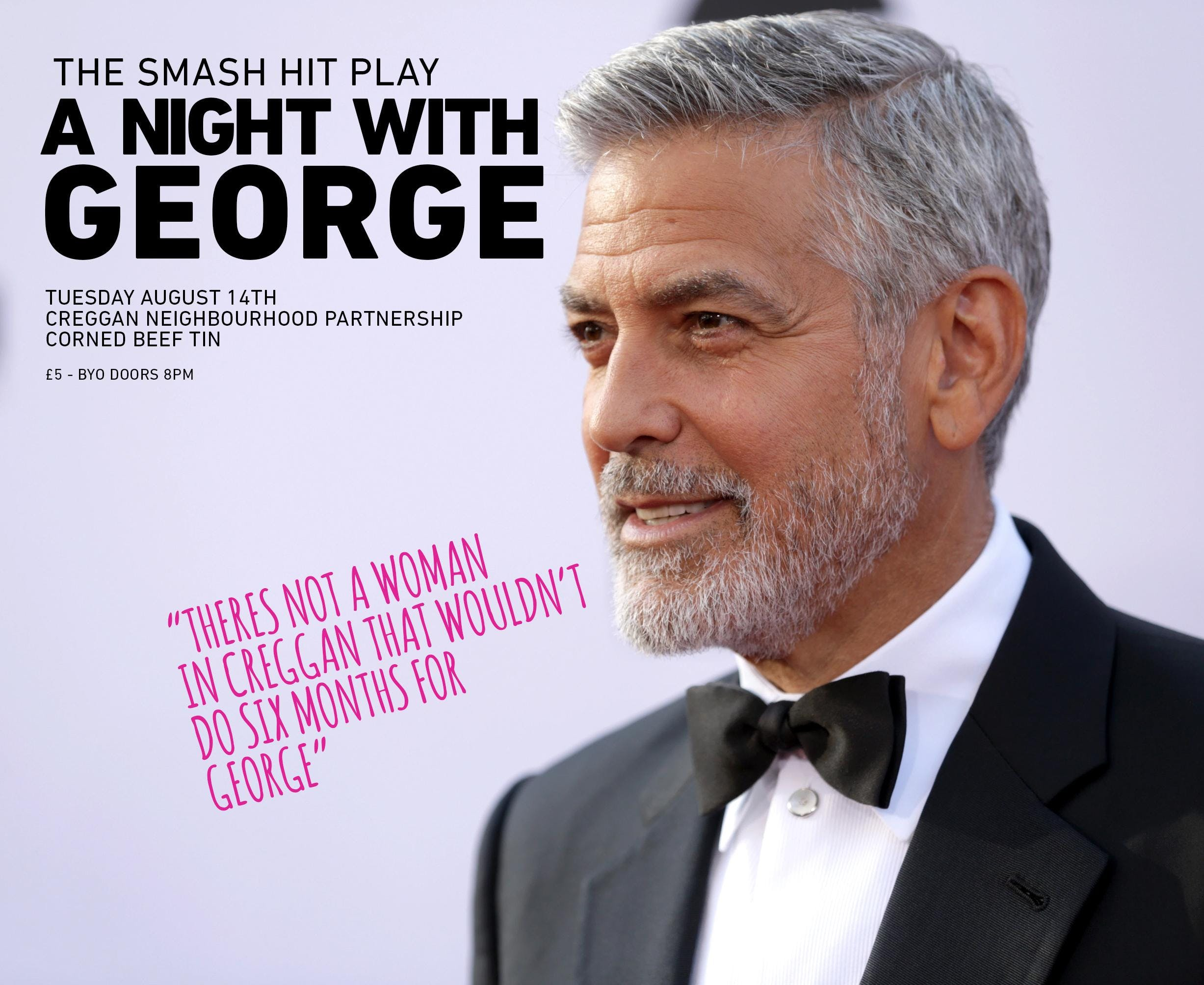 A Night With George