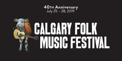 The Calgary Folk Music Festival 2019