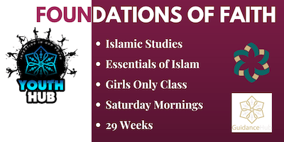 Youth Hub: Foundations of Faith (Girls 11-16)