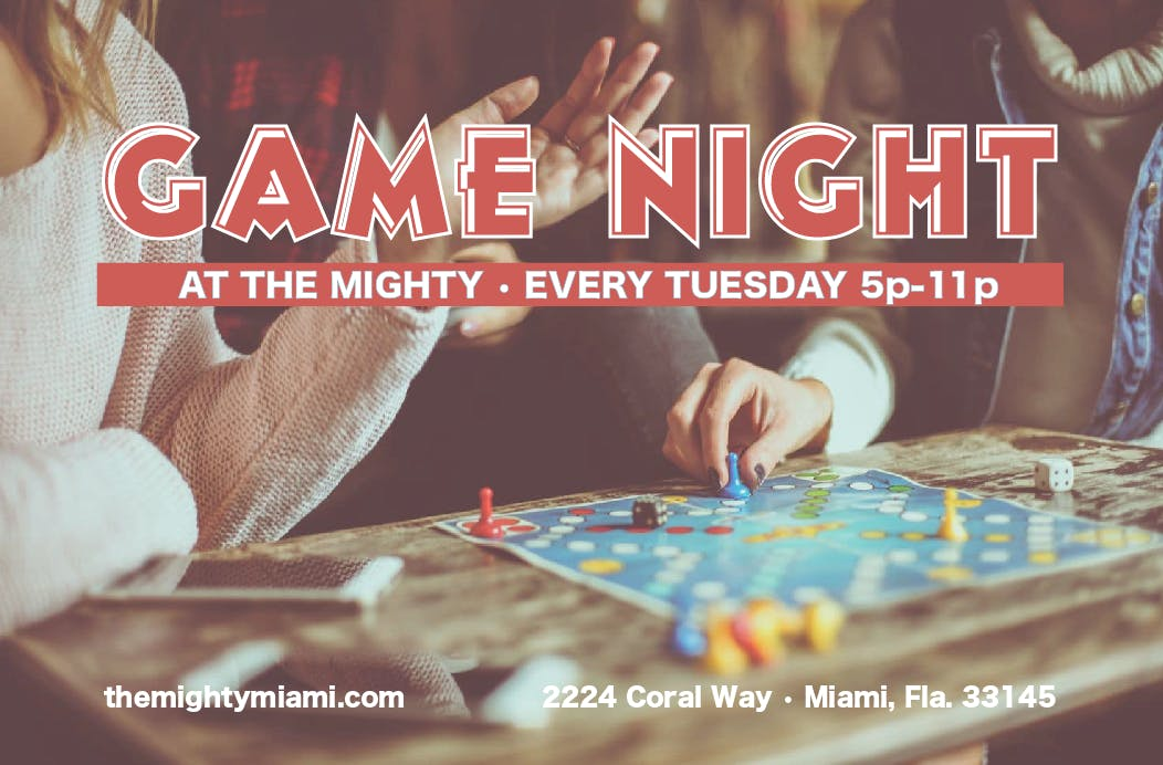The Mighty Game Night