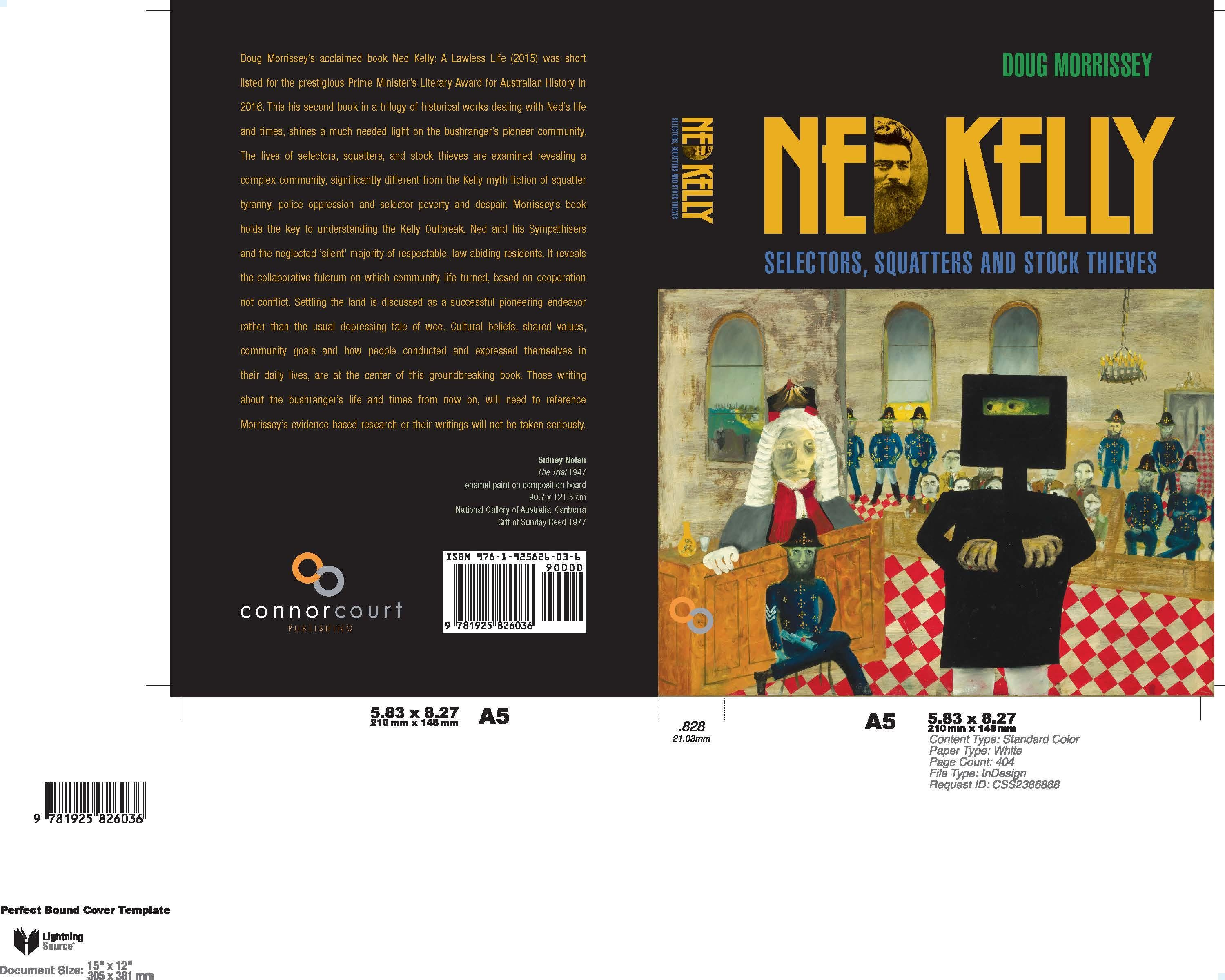 Launch of Ned Kelly: Selectors, Squatters and Stock Thieves