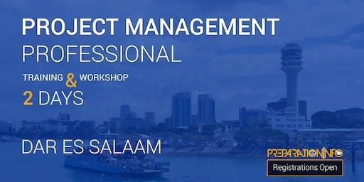 PMP 2 Days Training (PMBOK 6th edition) and Workshop - Dar-Es-Salaam