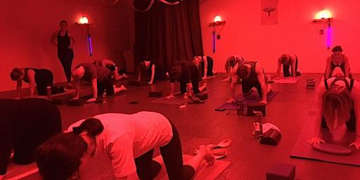 Donation Hot Yoga