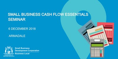 Free Seminar: Small Business Cash Flow Essentials (Armadale)