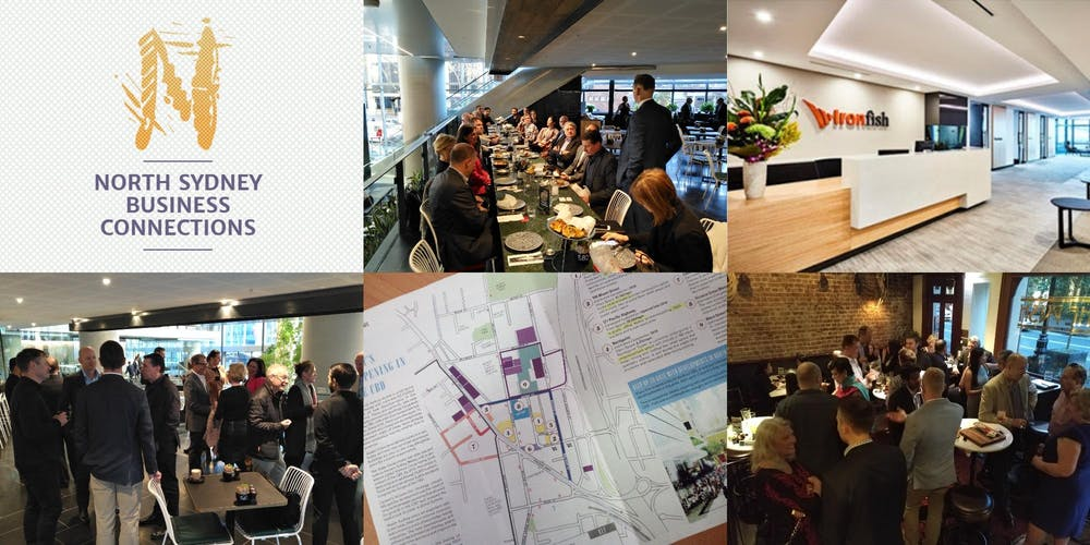 North Sydney Business Connections Networking Breakfast Tickets Wed 05 09 2018 At 745 Am