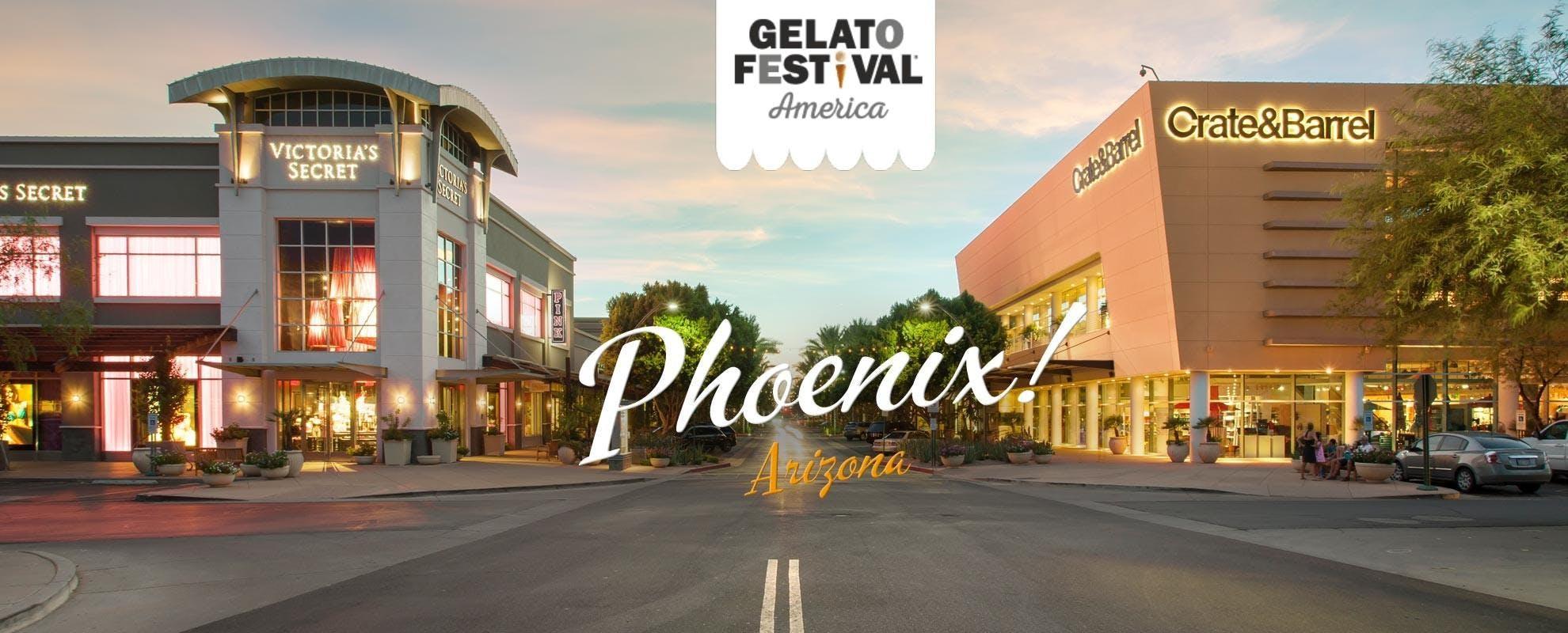 GELATO FESTIVAL PHOENIX 2018