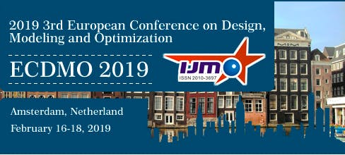 2019 3rd European Conference on Design, Model