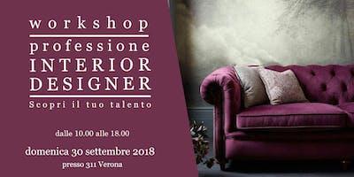 PROFESSIONE INTERIOR DESIGNER: SCOPRI IL TUO TALENTO