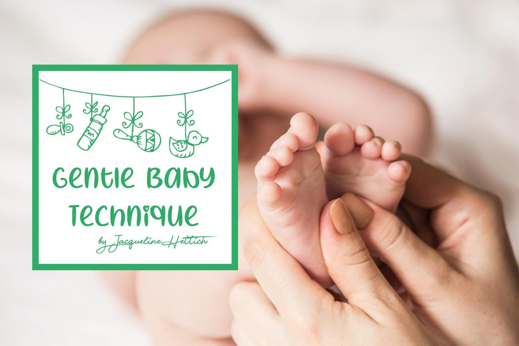 Gentle Baby Technique® - Kursleiterausbildung