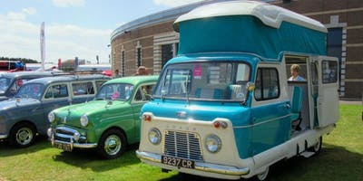 Classic Van & Pick Up Show Vehicle Entry 2019