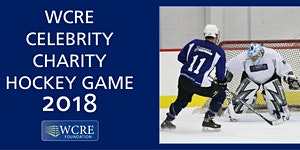 WCRE 3rd Annual Celebrity Charity Hockey Event 2018
