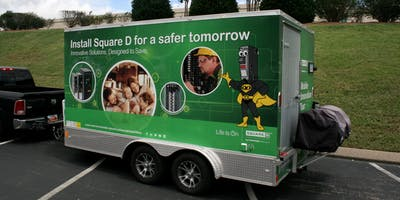 Square D Mobile Innovation Tour: Capital TriState, Chambersburg PA - August 23rd