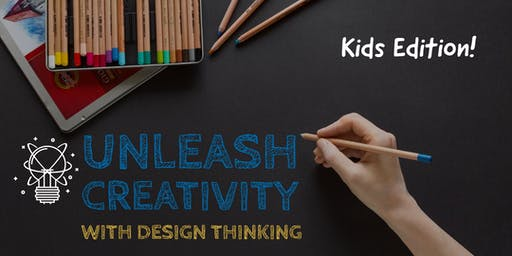 Unleash Creativity with Design Thinking: Kids Edition