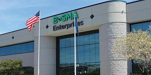 FREE Bosma Enterprises Tour and Lunch