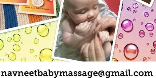 Baby massage  - SE London