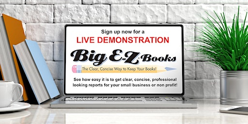 Demo and tour the new Big E-Z Accounting (TM) for Google Sheets (TM)-1 Hour