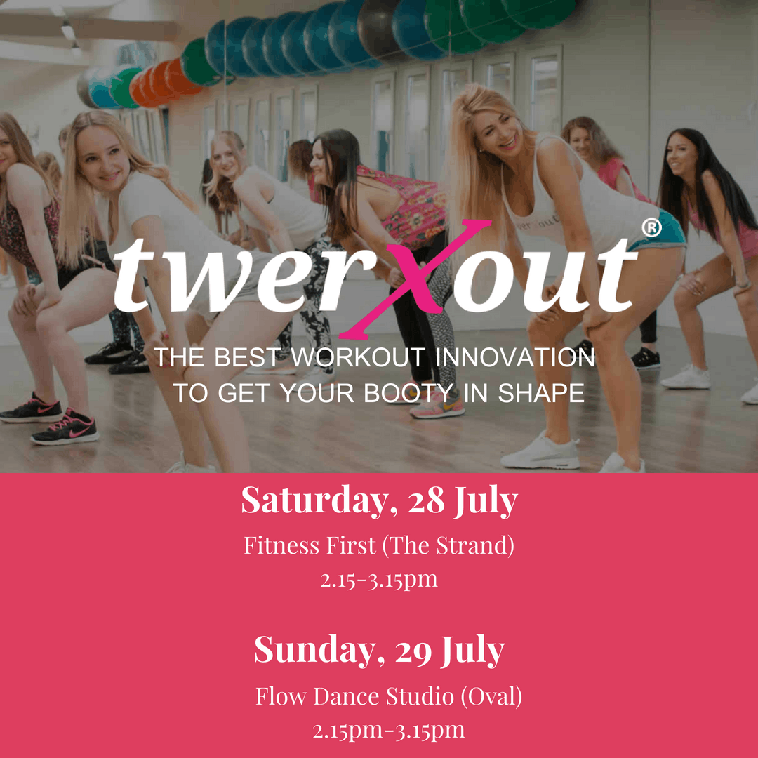 TwerXout® - Your Innovative Fitness Workout