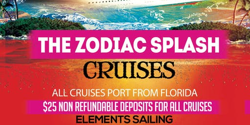 SCORPIO - THE BE THE FLAME CRUISE - REGISTRATION CRUISE