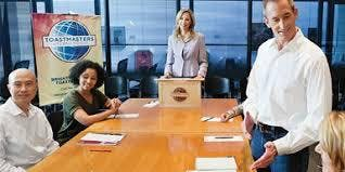 Context Toastmasters - Come perfect your public speaking skills in a judgement free setting!