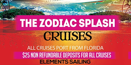 SAGITTARIUS - THE FREEDOM IS POWER CRUISE - REGISTRATION CRUISE tickets