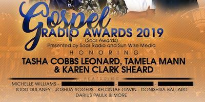 2019 Gospel Radio Awards Vendors ONLY