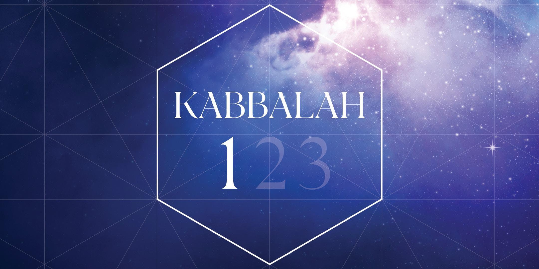 Kabbalah 1 | Inicio: 16.Ago.18 | 3.30PM