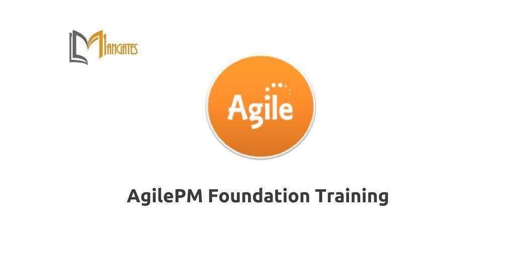 AgilePM® Foundation Training in Hartford, CT on Oct 15th-17th 2018