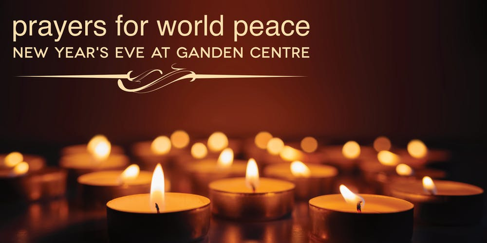 New Year\'s Eve Candle-Lit Prayers for World Peace Tickets, Mon, 31 ...