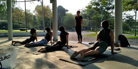 Outdoor Yoga in Bishan Park tickets