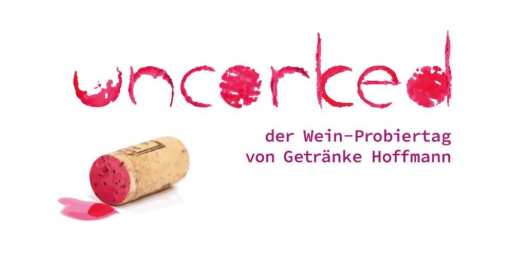 uncorked - Der Weinprobiertag von Getränke Hoffmann Tickets, Fr ...
