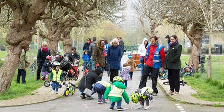 Woodberry Down Wheely Tots:Parent & Toddler sessions tickets