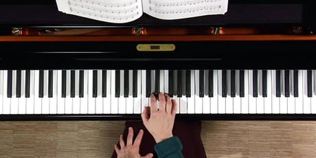 Piano & Keyboard Training Workshop tickets
