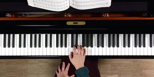 Piano & Keyboard Training Workshop