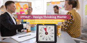 DT360° - Certified Design Thinking Master, Hamburg