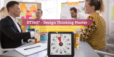 DT360° - Certified Design Thinking Master, Berlin