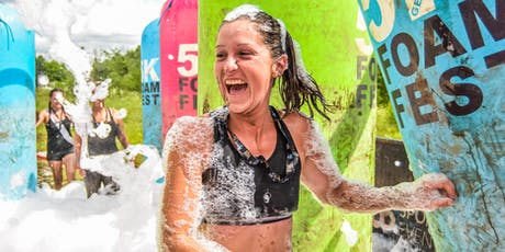 THE 5K FOAM FEST OTTAWA, ON July 20, 2019 / LE 5K FOAM FEST D'OTTAWA, ON Le 20 Juillet 2019 tickets